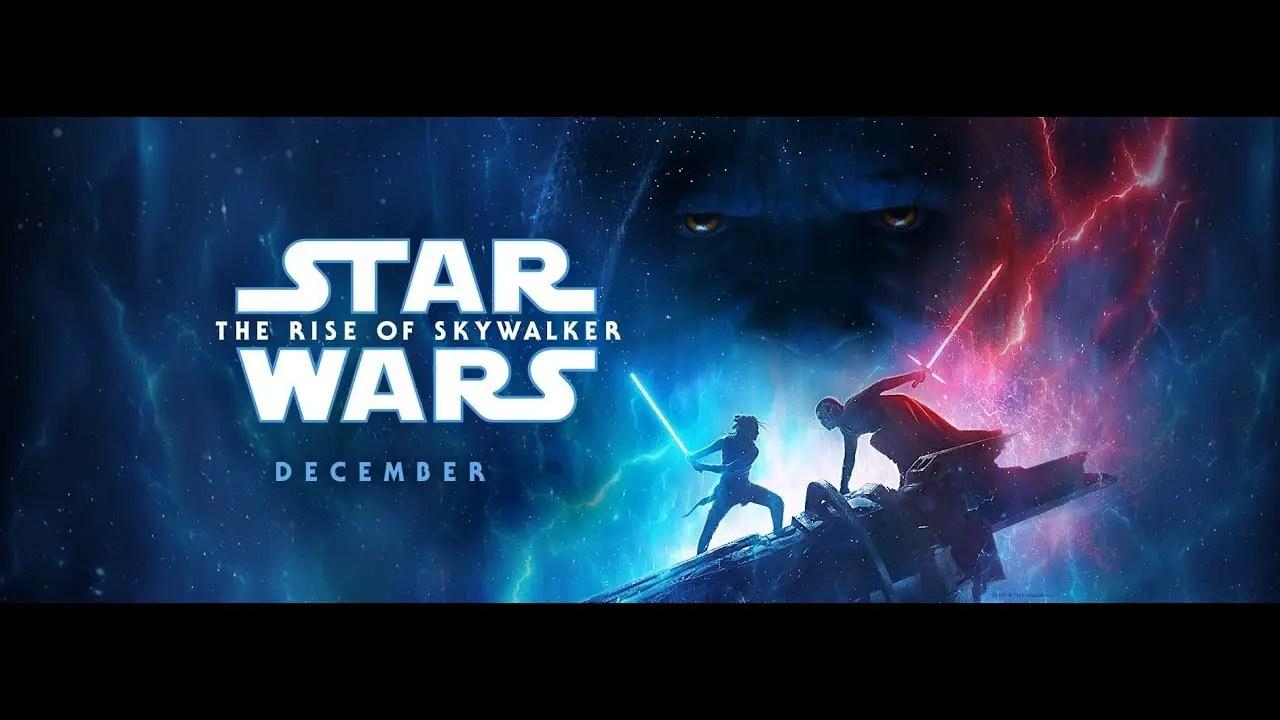 Star Wars: Skywalker η Άνοδος - Star Wars: The Rise of Skywalker - 2019 (Greek subs)