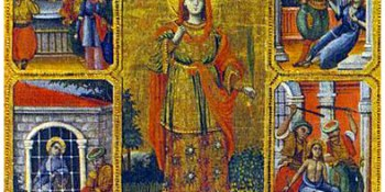 Αγία Κυράννα, η Οσσαία