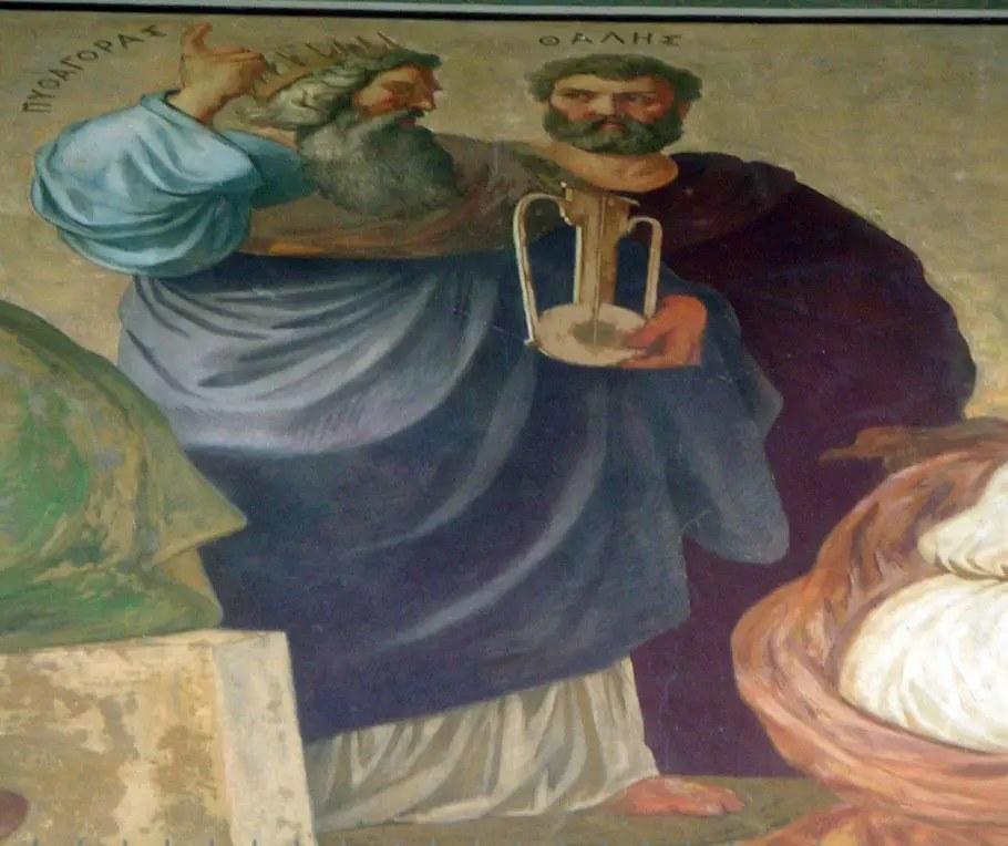 nb_pinacoteca_lebiedzki_the_beginnings_of_greek_philosophy_detail_pythagoras_and_thales