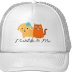 Matilda & Me Caps