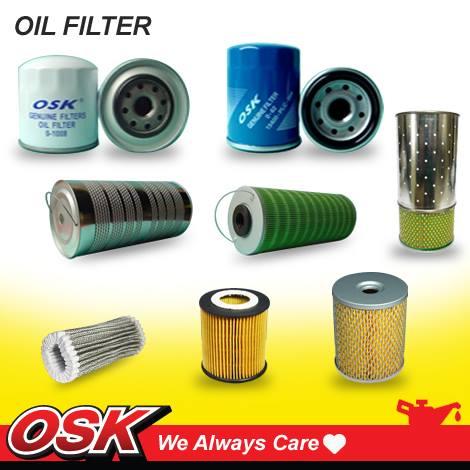 OSK Oil Filters