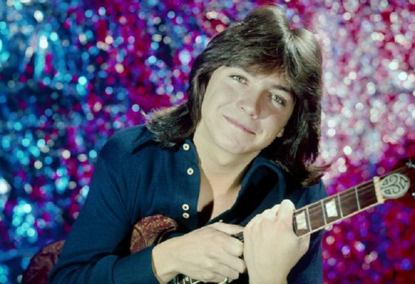 A Feast For The Eyes: David Cassidy