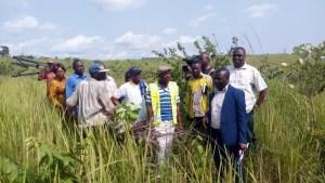 Boma, un nouveau site pour relocaliser les sinistrés