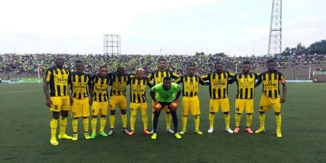 PHASE DE GROUPES DE LA C2:  Avec un Ngundikama étincelant  V.Club en tête du groupe A devant ASEC Mimosas