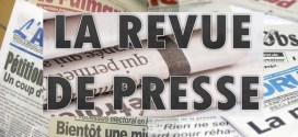 [Revue de Presse] Actualité.cd : « RDC : Constant Omari relâché, ses deux vice-présidents sont toujours au Parquet de Matete »