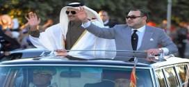 Arrivée à Doha de SM le Roi Mohammed VI -