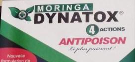 """Un puissant chélateur capteur de toxine """"Moringa Dynatox """" désormais sur le marché"""