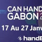 can handball Gabon 2018