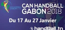 23ème édition de la CAN Handball Gabon 2018: La RDC a chuté devant l'Angola 23 contre 28