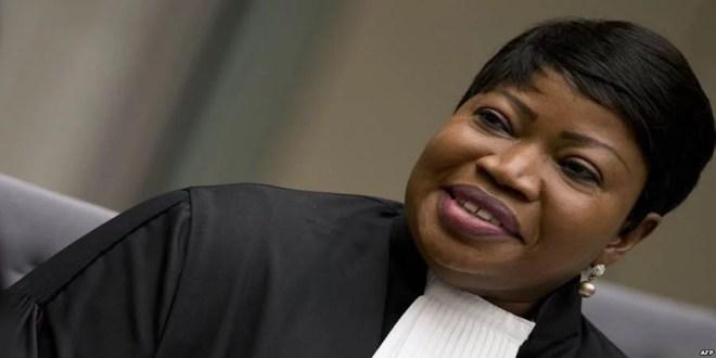 Fatou Bensouda - Procureure de la CPI