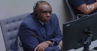 Jean Pierre Bemba - CPI - Haye