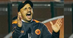 Le coach principal de la RSB, Mounir Jaouani