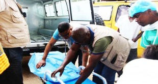 accident - Kongo central - Mbuba -