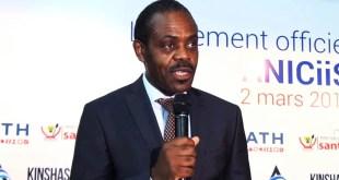 Dr Oly Ilunga