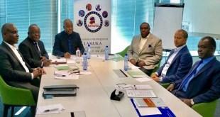 Les six Leaders de la Coalition Lamuka