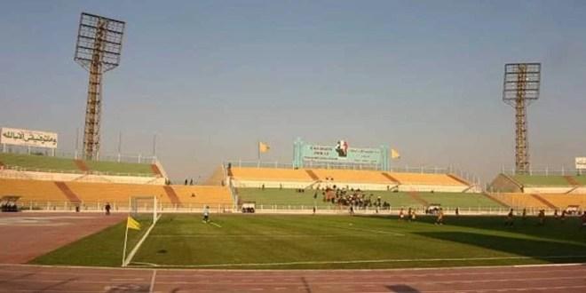 Le stade Osman Ahmed Osman accueillant traditionnellement les matches d' Arab Contractors. Il servira pour les entraînements des Léopards à la Can Égypte 2019