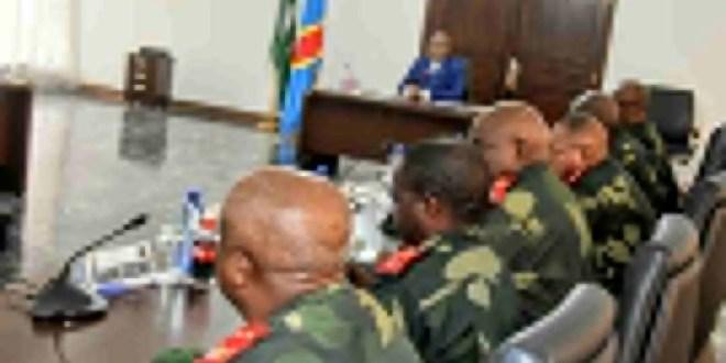Voici le condensé de la réunion du Haut Commandement militaire