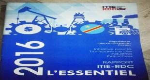 ITIE 2016: RDC, pays non minier