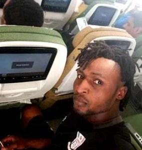 Dans les airs pour rallier Kinshasa