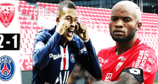 Dijon vs PSG - Ngonda