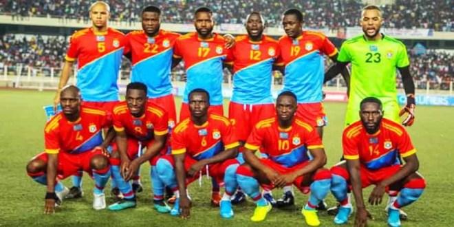 Éliminatoires CAN 2021 : 2ème nul de rang, la RDC occupe la 3ème place du groupe D avec 2 points
