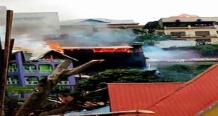 Bukavu : Trois maisons parties en fumée et plusieurs dégâts matériels (Bilan provisoire)