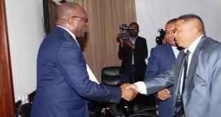 Les experts de la SADC en mission d'évaluation de convergence macroéconomique à Kinshasa