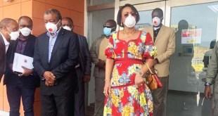 olive Lembe Kabila à l'inrb