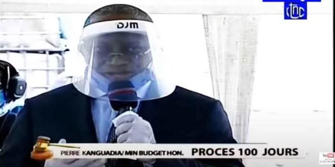 Procès 100 jours/Pierre Kangudia: «Je n'ai jamais su qu'il y avait une équipe de supervision du programme»