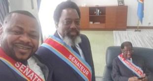 Joseph Kabila au sénat