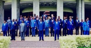 Tshisekedi et les gouverneurs