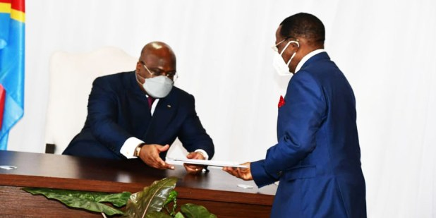 RDC - 391 députés nationaux adhérent à l'union sacrée (Bahati Lukwebo)