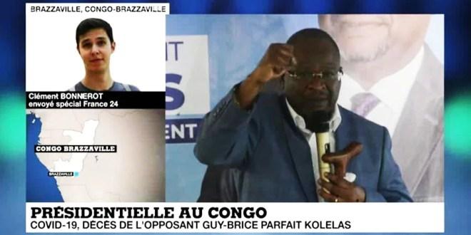 Présidentielle au Congo Brazza - L'opposant principal de Sassou Nguesso décédé à Paris