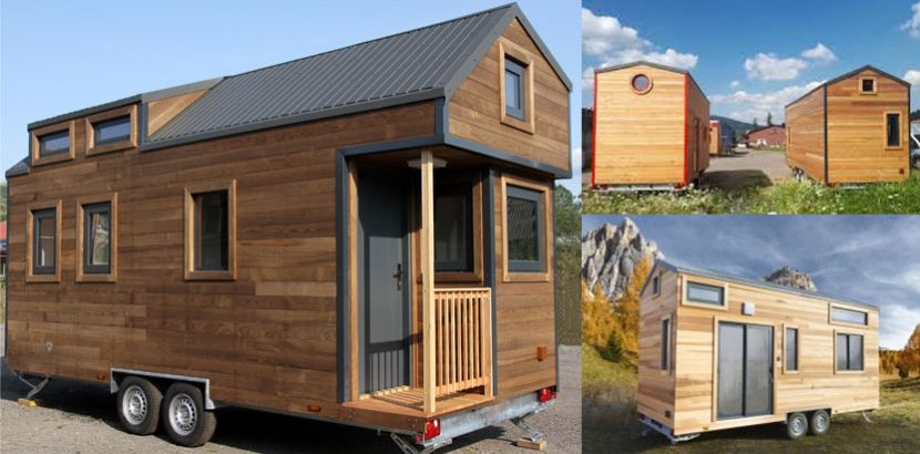 Tiny House Quadrapol On A Voulu En Savoir Plus Ma