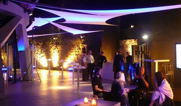 Salon esferic barcelona montjuic terraza chill out - Chill out barcelona ...