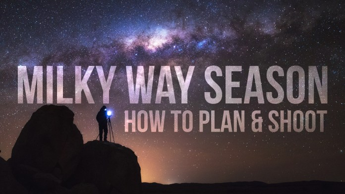 milky way season explained