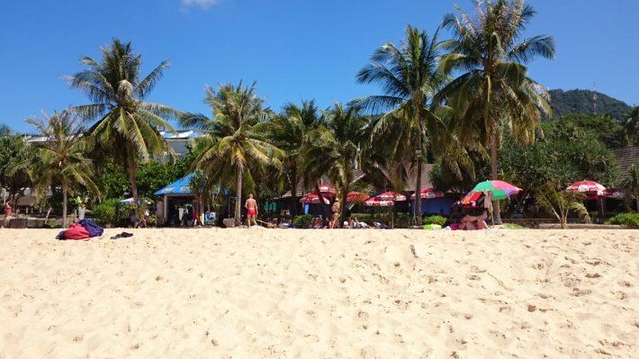 Karon beachiä