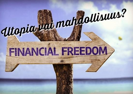 taloudellinen riippumattomuus