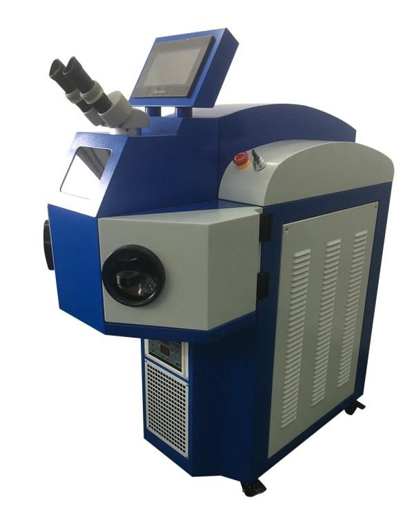 Jewelry Laser Welding Machine - Shenzhen Matlaser