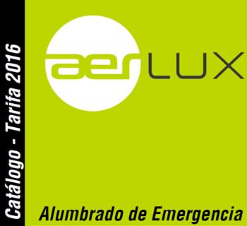 Iluminacin de emergencia de AERLUX  Noticias de materiales para el profesional