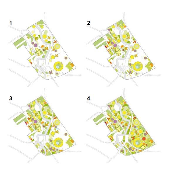 Planning of Almere2030, MVRDV