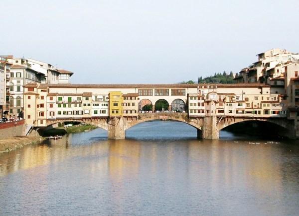 图1_Firenze,ponte vecchio