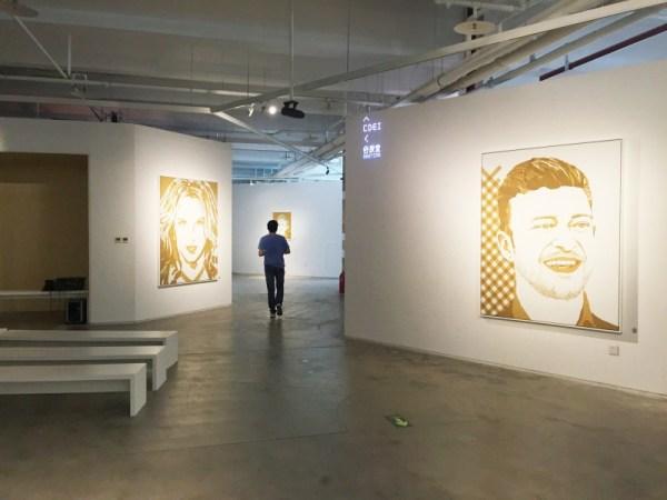 图4_workjam的公共走廊也是画廊