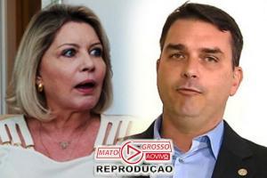 Selma reage em defesa de Flávio e afirma que COAF está sendo manipulado pra intimidar Bolsonaro 69