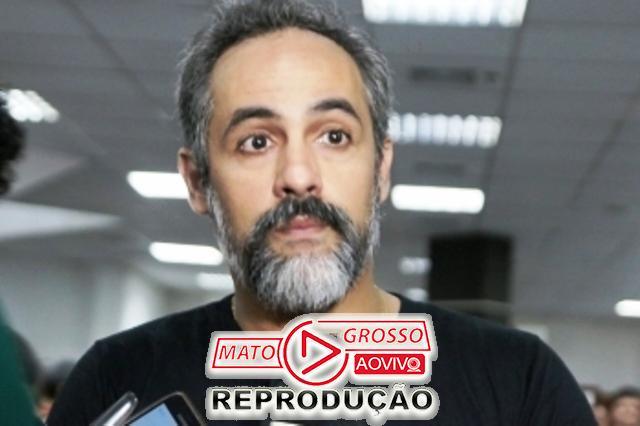 """Sindicalista propõe acampamento em massa de servidores na Assembleia pra deputados não aprovarem """"Pacote Bomba"""" de Mendes 65"""