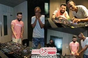 Rapaz que foi preso injustamente ganha equipamento de DJ famoso 76