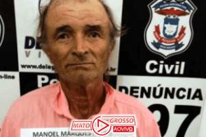 Condenado por pistolagem em Alta Floresta é preso em Poconé após 19 anos foragido 83