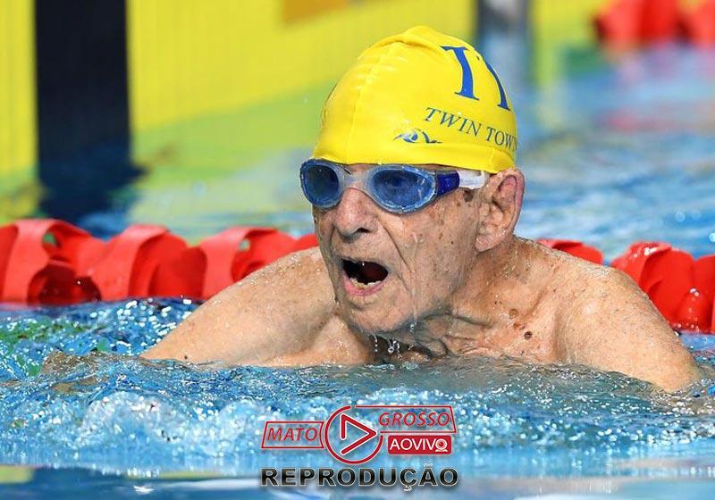 George Corones, 99 anos - Foto: Bradley Karanis / Getty Images