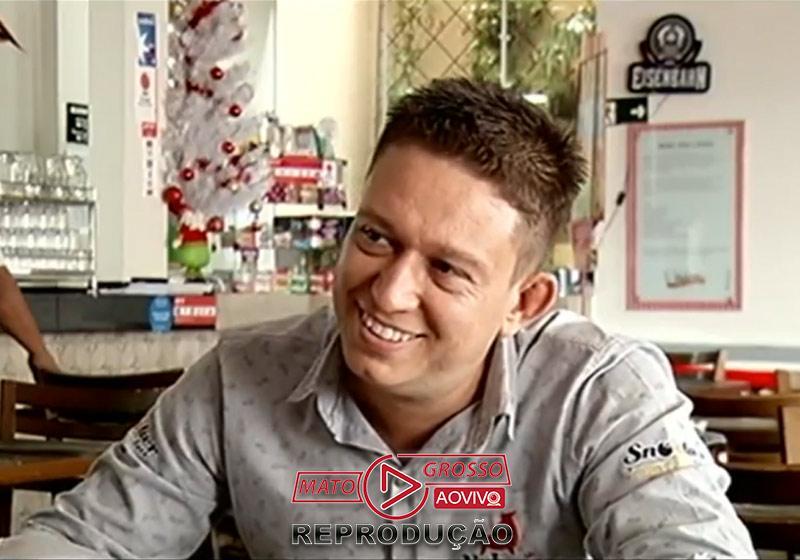 Geraldo Garcia de Andrade - Foto: reprodução / TV Anhanguera