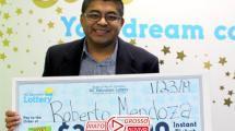 Ex-Chef de Obama usa dinheiro da loteria para alimentar necessitados 189